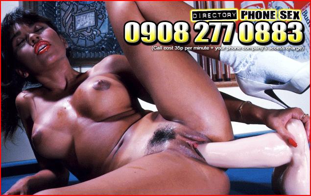 Black Girl Phone Sex Chat